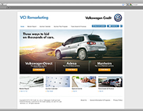 Volkswagen Credit, Inc. Remarketing Website