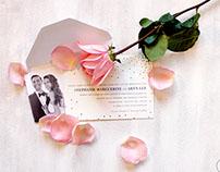 Elegant & Whimsical Wedding Invitations
