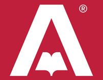 ALEF Publishing brand identity