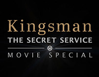 Kingsman Movie Special