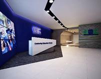 CEC (JED) 3D Interior visualization