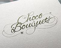 Choco Bouguet Logo Identity