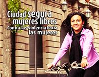Ciudad segura, mujeres libres