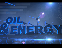 OIL and Energy (first attempt on C4D)