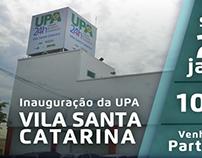 Spot: UPA Vila Santa Catarina - Inauguração