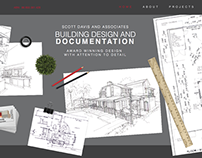 Website Design - Scott Davis & Associates