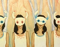 Pastel Shamans