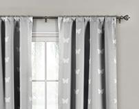 Lala + Bash | Juvenile Window Panels | Wink
