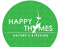 Logo for natural beauty products