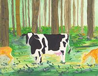Bessie in the Wild
