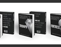 Richard Sharpe Book Covers