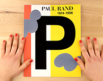 Paul Rand Accordion Book