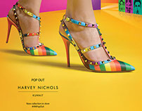 Harvey Nichols - Pop Art
