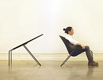 Sink Lounge Chair
