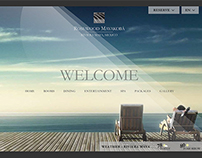 Rosewood Hotel Website Design