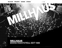 Millhaus GmbH — BRAND ROCK'N'ROLL