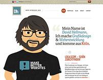 My personal website — davidhellmann.com