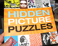 "Book Project: ""Hidden Picture Puzzles"""
