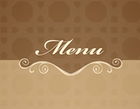 Cafe's Photography & Menu design