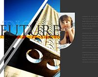 Future Flyer Design for Architect Company