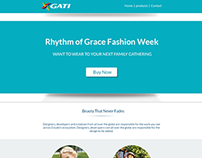 Responsive Email Template Design for Fashion World