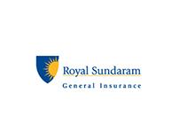 Royal Sundaram Sales executive App concept