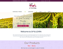 Sip Responsive Editable Email Template design