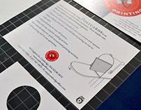 Cambridge Offset Political Printer Marketing Kit