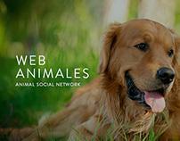 Web Animales