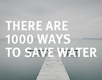 1000 Ways To Save Water