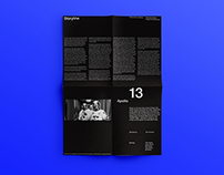 Apollo 13 — Typography movie poster