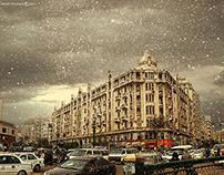 Cairo Mysterious winter