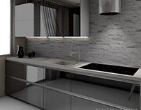 Kitchen design Gdynia Orłowo