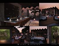Hotel Nishi - Roof Top Bar