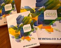 """Besalco """"Memoria Anual 2010"""""""