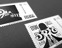 / stamps retrospective