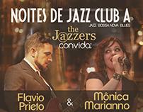 Noites de Jazz Club A - 3a Temporada