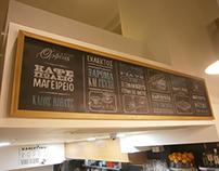 Orfeas Cafe Restaurant