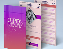 Cupid Known - dating app concept