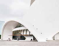 Auditorio Adán Martín | Santiago Calatrava