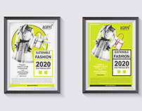Sustainable Fashion Posters