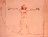 Little Vitruvian Man