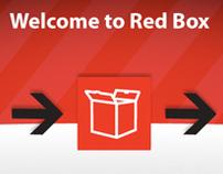 RedBox Website Design