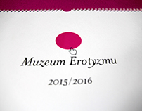 Erotic Cinema Calendar 2015/16 by Museum of Eroticism