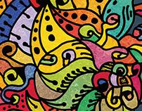 Africa Doodle