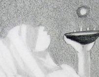 Alternate Realities - graphite Drawing Series, 2010