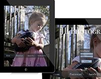 Mobile Web Design - WIP