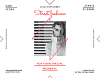 Street Fashion | Modern and Creative Templates Suite