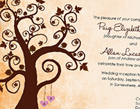 Wedding Invitations - Available for Customization