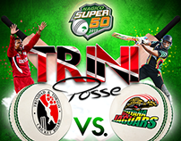 NAGICO SUPER50 2015 FINAL: TRINIPOSSE Stand